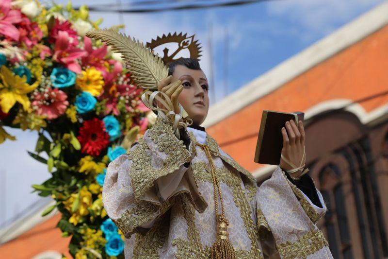 Recorrido de San Vicente Diacono y Mártir